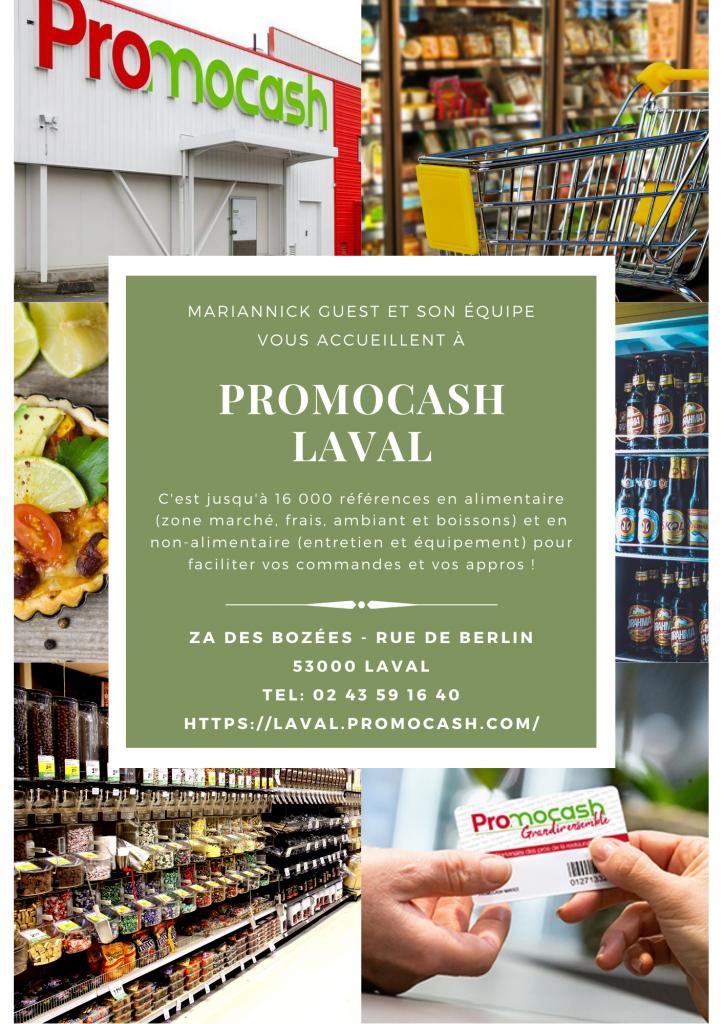 Promocash, un indispensable !